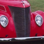 37 Ford red